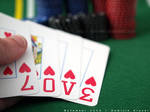 LOVE to play poker
