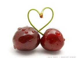 love cherry fruit