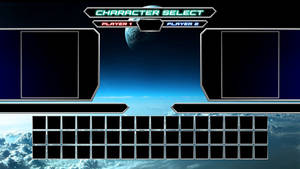 DBFC Character Select Screen for MUGEN V1