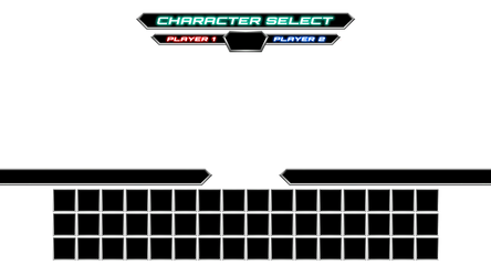 DBCF Character Select Screen Template