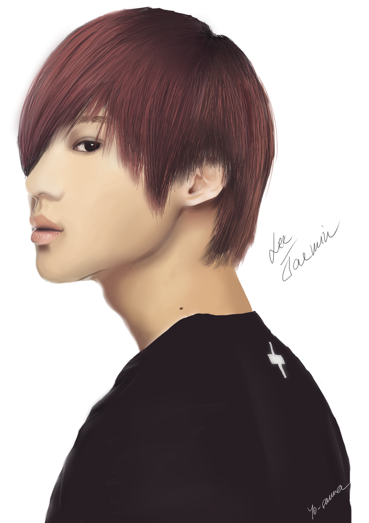 SHINee: Lee Taemin by yo-sama