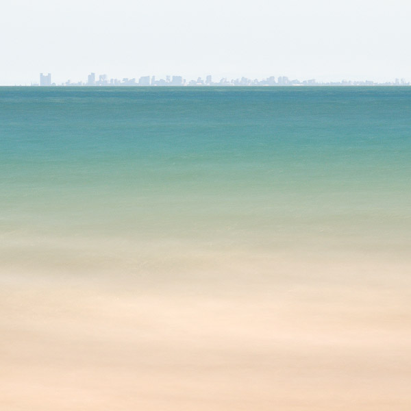 maputo skyline by grevys