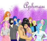 Aphmau Group Art Contest Entry by AuthorGirl476