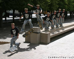 Skate Punk By Seven by halley