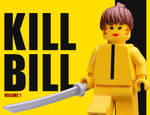 Lego Kill Bill Volume One
