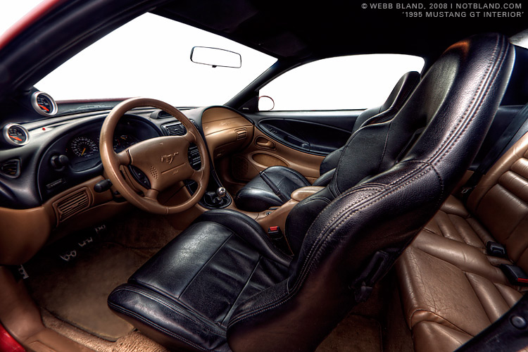 1995 Mustang GT Interior By Notbland ...