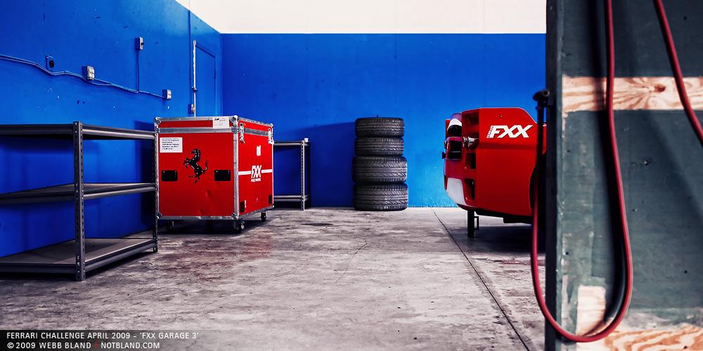 04.09 FXX Garage 3 by notbland
