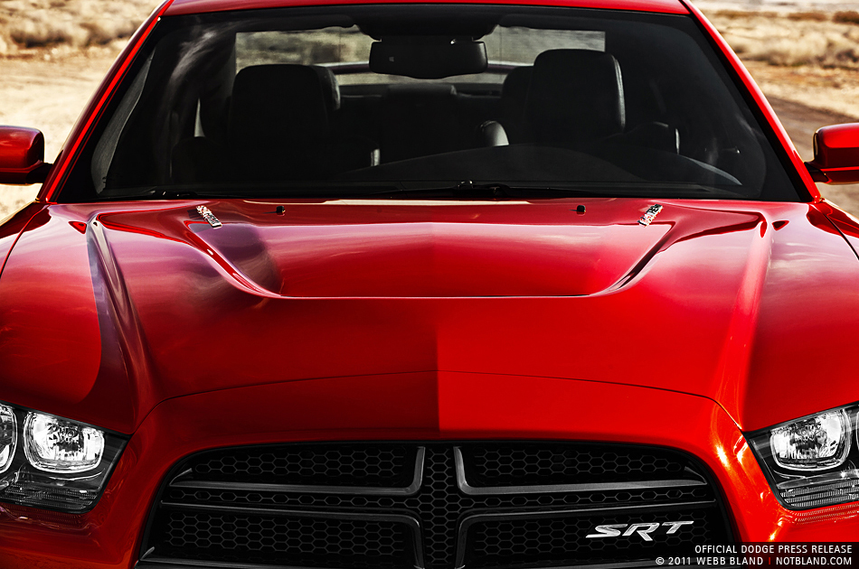 2012 Charger SRT8 9, Press Kit by notbland