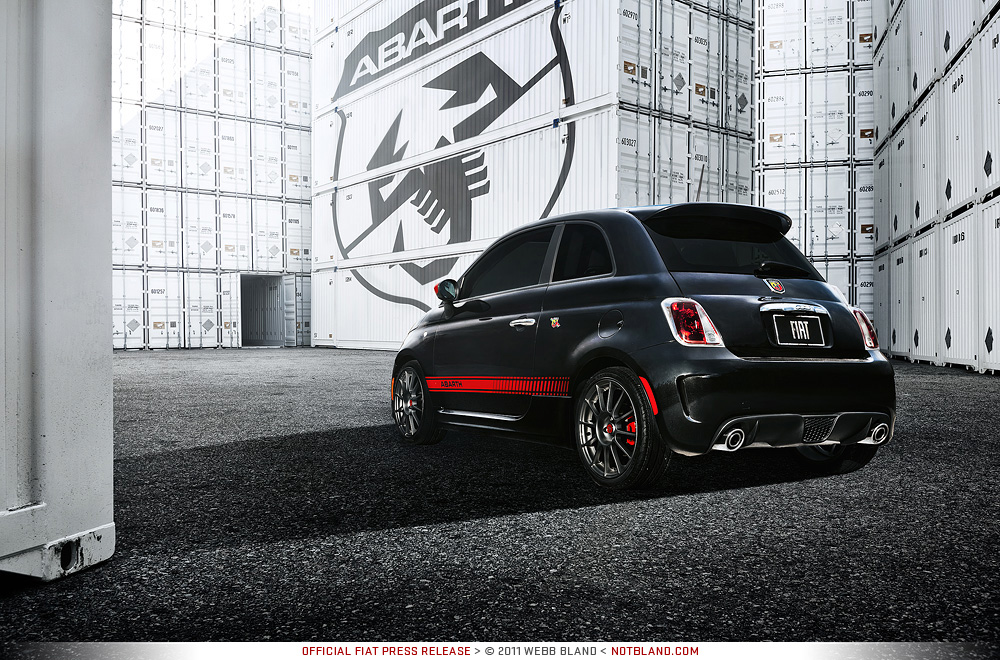 2012 500 Abarth 08 - Press Kit by notbland