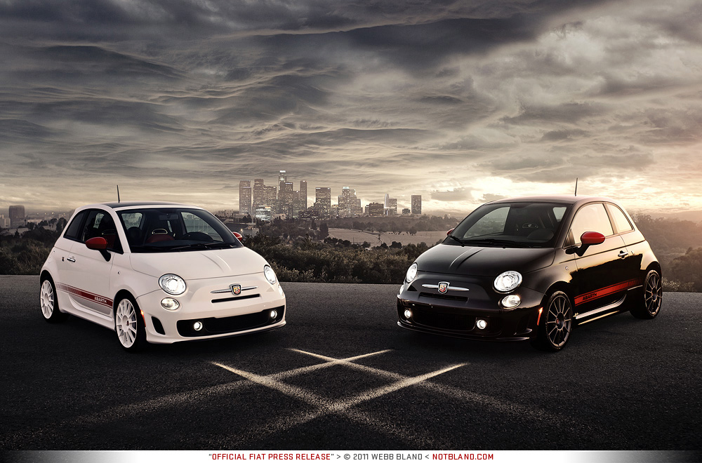 2012 500 Abarth 01 - Press Kit by notbland