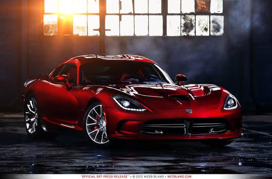 2013 SRT Viper GTS 06 - Press Kit