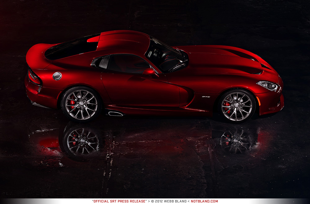 2013 SRT Viper GTS 08 - Press Kit by notbland