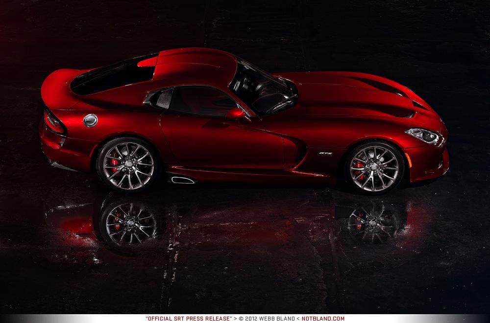2013 SRT Viper GTS 08 - Press Kit by notbland