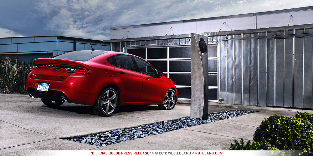 2013 Dodge Dart R/T 09 - Press Kit by notbland
