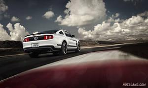 Mustang Boss 302 III
