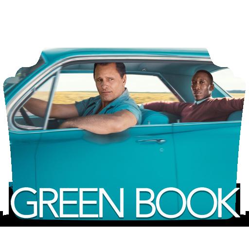 Green Book 2018 Movie Folder Icon By Dead Pool213 On Deviantart