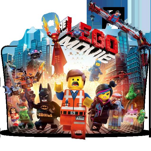 The Lego Movie 2014 Movie Folder Icon By Dead Pool213 On Deviantart