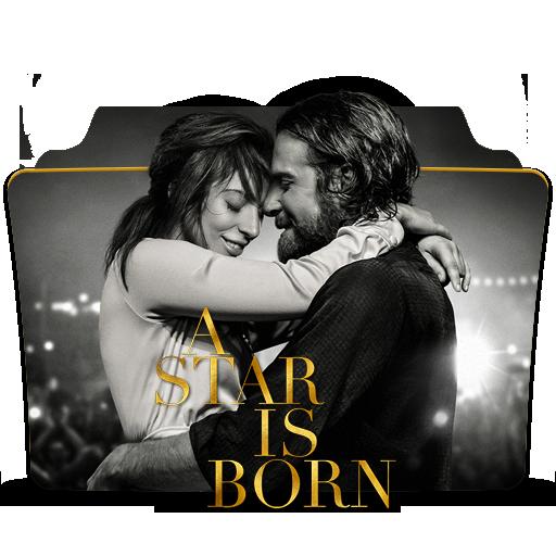 A Star Is Born 2018 Movie Folder Icon By Dead Pool213 On Deviantart