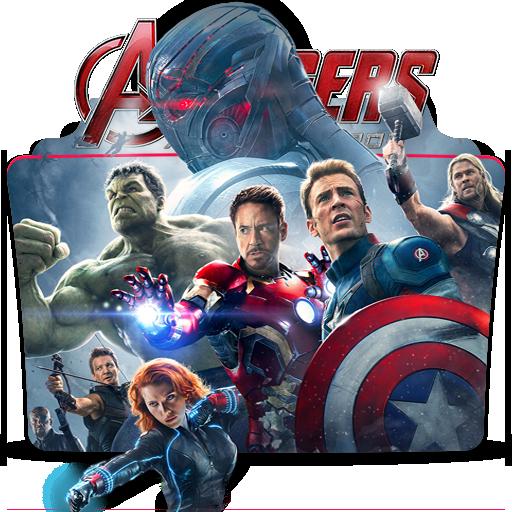 Avengers Age Of Ultron 2015 Movie Folder Icon By Dead Pool213 On Deviantart