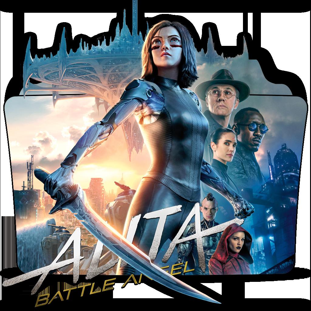 Alita Battle Angel 2019 Movie Folder Icon By Dead Pool213 On Deviantart