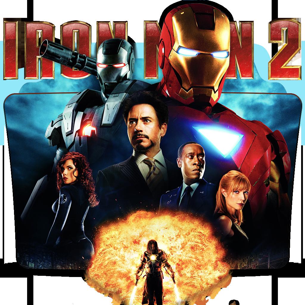 Iron Man 2 2010 Movie Folder Icon By Dead Pool213 On Deviantart