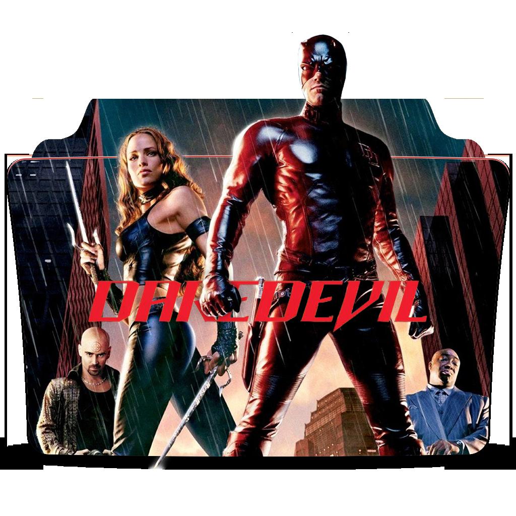 Daredevil 2003 Movie Folder Icon By Dead Pool213 On Deviantart