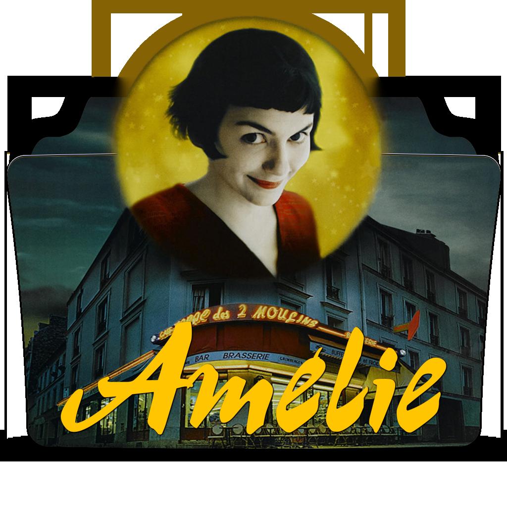 Amelie 2001 Movie Folder Icon By Dead Pool213 On Deviantart