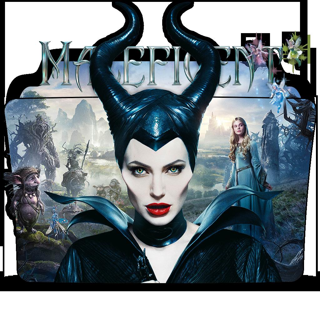 Maleficent 2014 Movie Folder Icon By Dead Pool213 On Deviantart