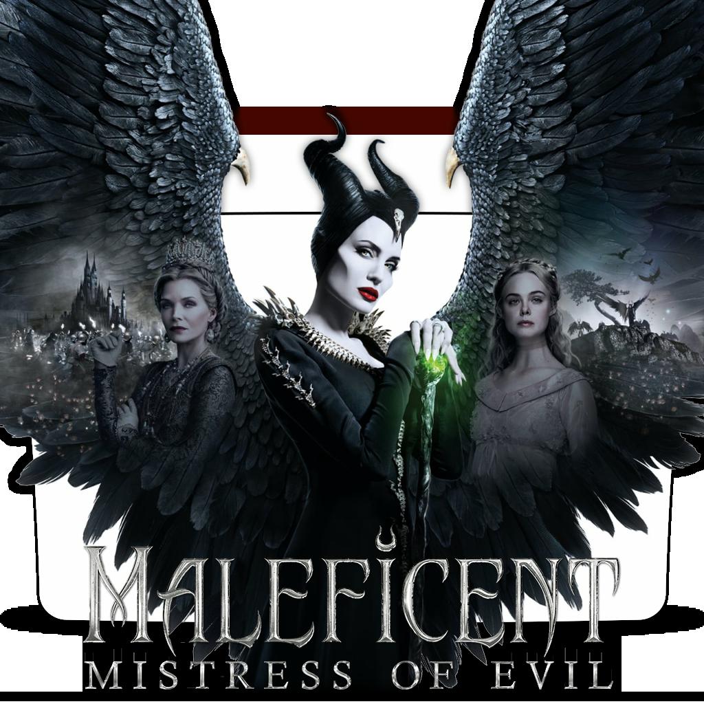 Maleficent Mistress Of Evil 2019 Movie Folder Icon By Dead Pool213 On Deviantart