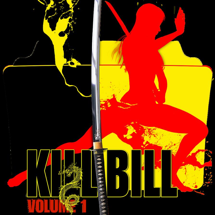 Kill Bill Vol 1 2003 Movie Folder Icon By Dead Pool213 On Deviantart