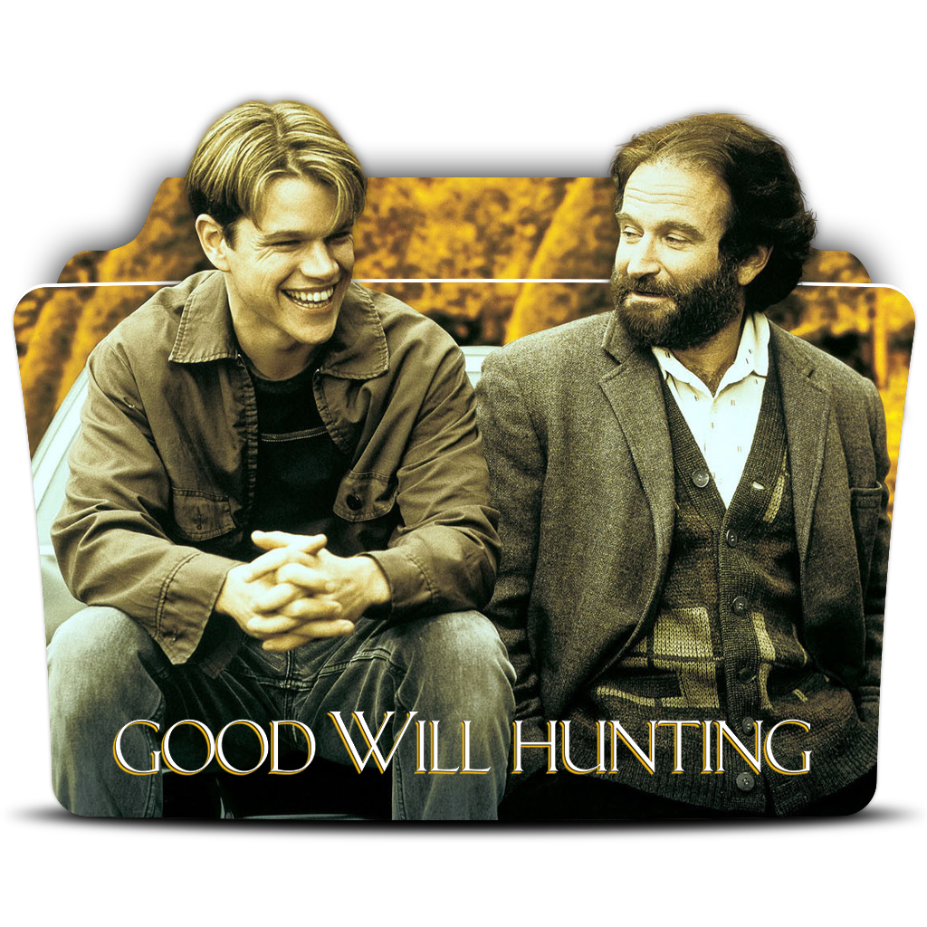 Good Will Hunting 1997 Movie Folder Icon By Dead Pool213 On Deviantart