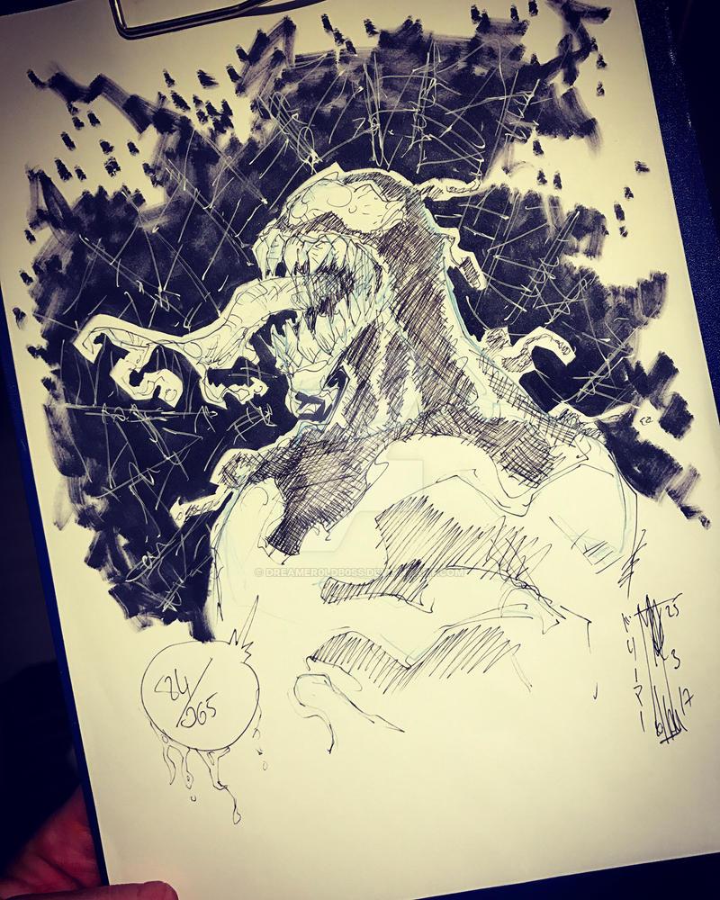 84/365 venom by Dreamer0ldb0ss