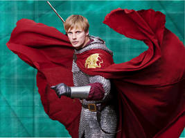 King Arthur by jillcb