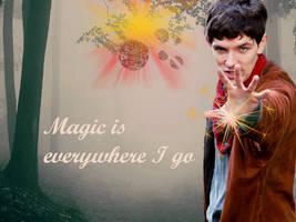 Magic is Everywhere I Go (2) by jillcb