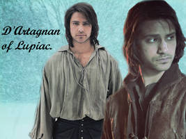 D'Artagnan of Lupiac (2) by jillcb