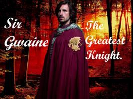 Sir Gwaine (2) by jillcb