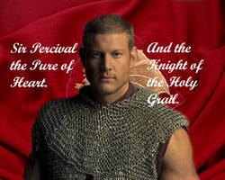 Sir Percival the Pure (2) by jillcb