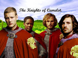 The Knights of Camelot (2) by jillcb