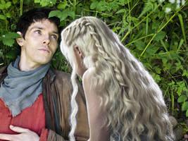 Dragonlord Meets Mother of Dragons by jillcb