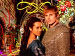 Arthur and Gwen (4)
