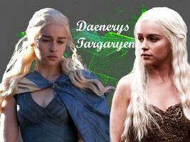 Daenerys Targaryen (2) by jillcb