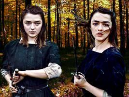 Arya by jillcb