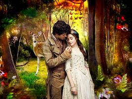 Drake and Morwenna by jillcb