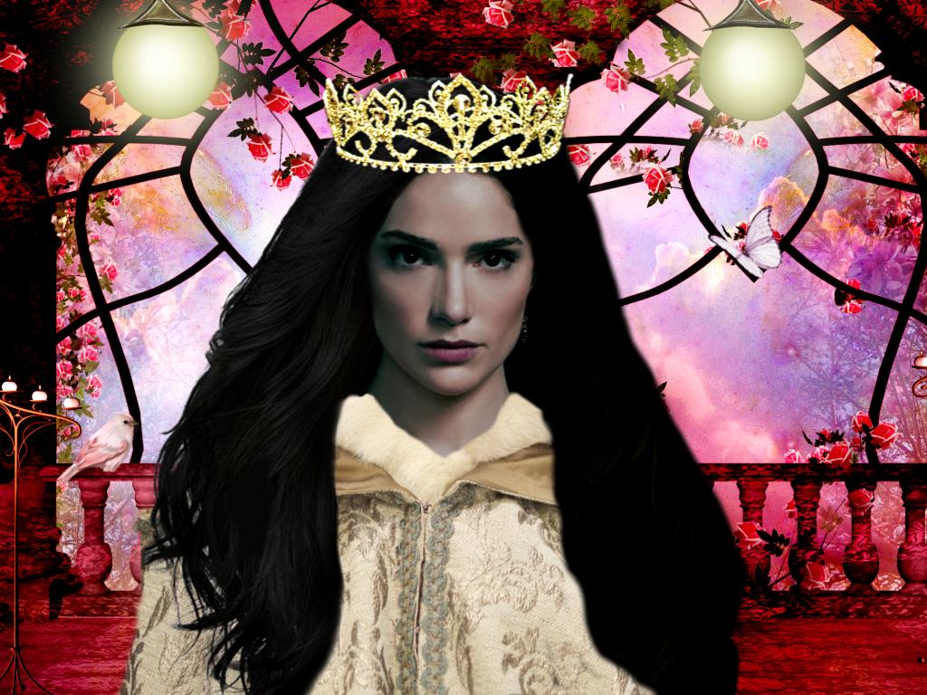 Queen Mithian by jillcb