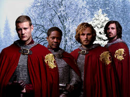Knights of Camelot by jillcb
