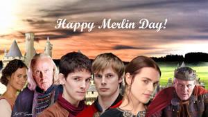 Happy Merlin Day 1