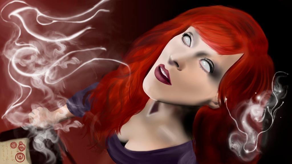 Rowena by Lostinmybed