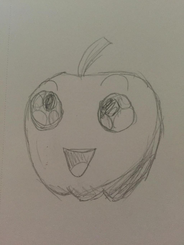 Apple by MyDoggyCatMadi
