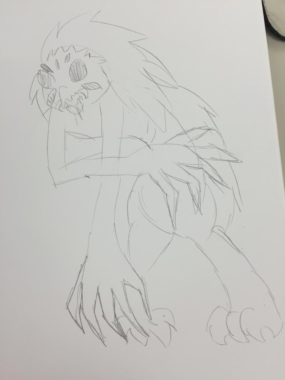 Random School Doodle #5 by MyDoggyCatMadi