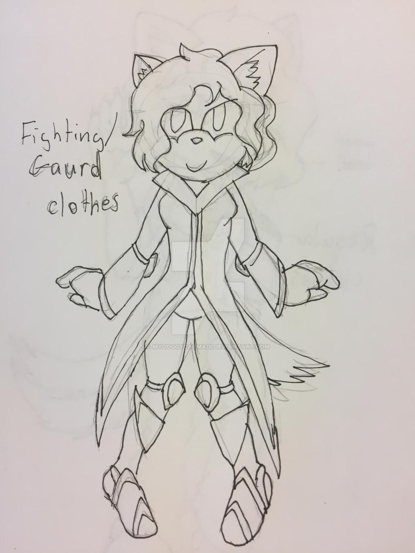 Guard clothes by MyDoggyCatMadi